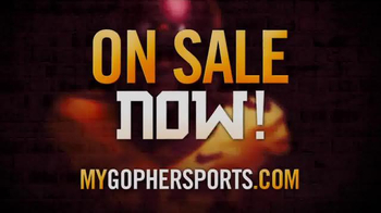 University of Minnesota Gopher Football 2-Pack TV Spot, 'On Sale Now!' - Thumbnail 8