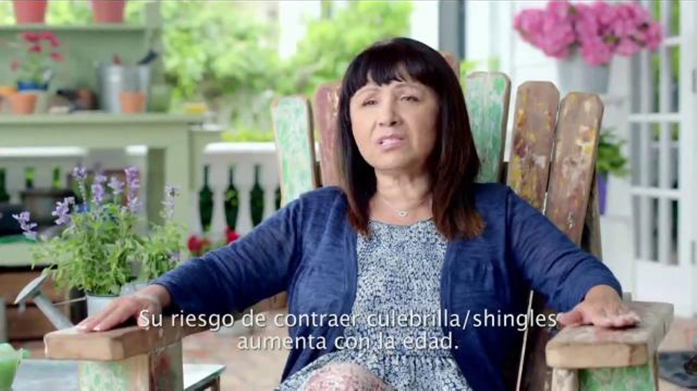 Merck TV Commercial, 'Culebrilla Por Dentro: Liliana Montenegro'