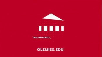 University of Mississippi TV Spot, 'Ole Miss Matters 2014' - Thumbnail 10