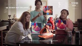 University of Mississippi TV Spot, 'Ole Miss Matters 2014' - Thumbnail 4