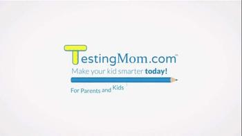TestingMom.com TV Spot, 'A Mother's Reason' - Thumbnail 10