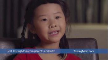 TestingMom.com TV Spot, 'A Mother's Reason' - Thumbnail 3