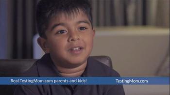 TestingMom.com TV Spot, 'A Mother's Reason' - Thumbnail 4