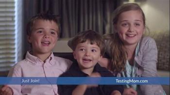 TestingMom.com TV Spot, 'A Mother's Reason' - Thumbnail 8