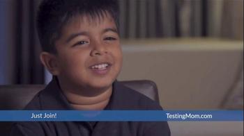 TestingMom.com TV Spot, 'A Mother's Reason' - Thumbnail 9