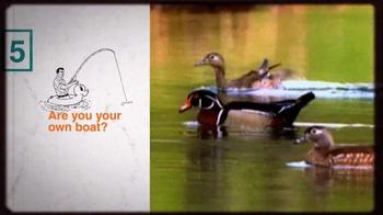 Take Me Fishing TV Spot, 'This is a Test' - Thumbnail 5