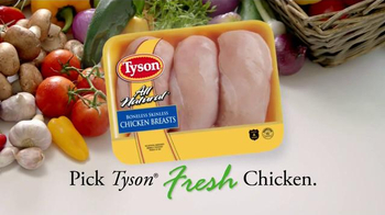 Tyson All Natural Chicken Breasts TV Spot, 'All Delicious' - Thumbnail 10