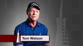 Transamerica TV Spot, 'Dreams' Featuring Tom Watson