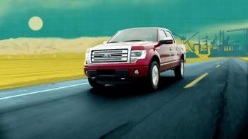 Built Ford Tough Sales Event TV Spot, 'Weekend Warriors'