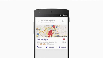 Google App TV Spot, 'Bad Dog' - Thumbnail 7