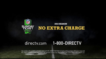 DIRECTV NFL Sunday Ticket TV Spot, 'Tree' - Thumbnail 10