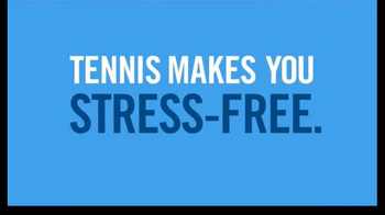 United States Tennis Association TV Spot, 'Makes You Stress Free' - Thumbnail 2