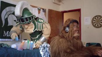 Jack Link's Beef Jerky TV Spot, 'Hairy Towel'
