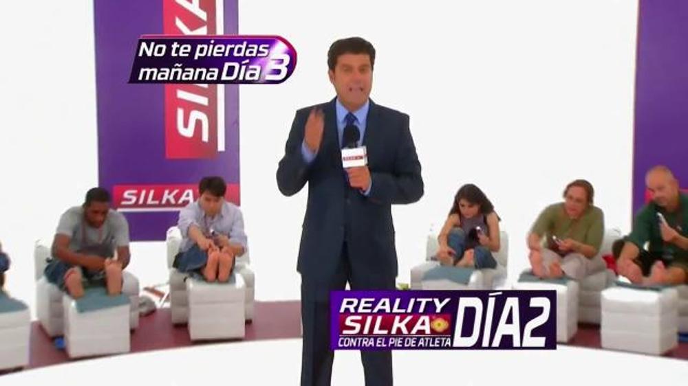 Silka TV Commercial, 'Reality Silka: D??a Dos' Con Jorge van Rank