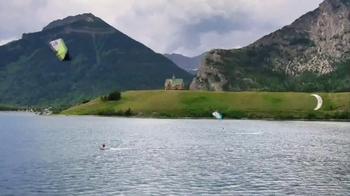 Travel Alberta TV Spot, 'Catch the Wind at Waterton Lakes National Park' - Thumbnail 4