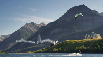 Travel Alberta TV Spot, 'Catch the Wind at Waterton Lakes National Park' - Thumbnail 6