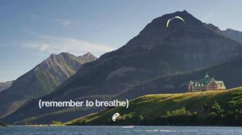 Travel Alberta TV Spot, 'Catch the Wind at Waterton Lakes National Park' - Thumbnail 7