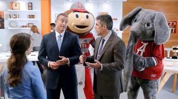 AT&T TV Spot, 'College Football Commercial: Lily Season Opener' - 10 commercial airings