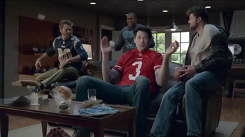 DIRECTV NFL Sunday Ticket TV Spot, 'Clap' - 1167 commercial airings