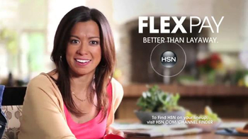 Home Shopping Network (HSN) Flex Pay TV Spot, 'Flex Pay'