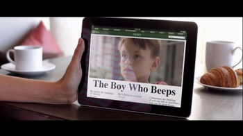 General Electric Industrial Internet TV Spot, 'The Boy Who Beeps'
