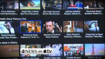 Apple TV Spot, 'ABC News on Apple TV' - Thumbnail 6