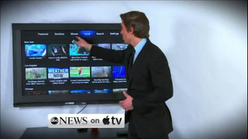 Apple TV Spot, 'ABC News on Apple TV' - Thumbnail 8