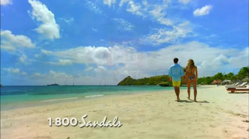 Sandals Resorts TV Spot, 'Love is All You Need' Song by Bill Medley - 6936 commercial airings