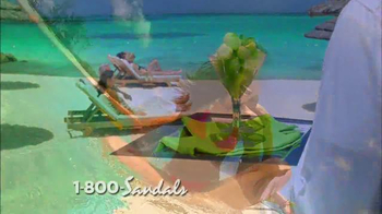 Sandals Resorts TV Spot, 'Love is All You Need' Song by Bill Medley - Thumbnail 4