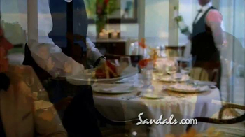 Sandals Resorts TV Spot, 'Love is All You Need' Song by Bill Medley - Thumbnail 7