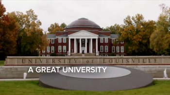 University of Louisville TV Spot, \'A Great City\'