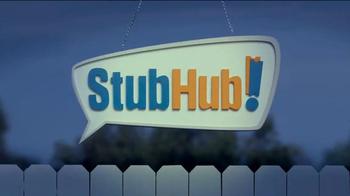 StubHub TV Spot, '#OnlyGoodSurprises' - Thumbnail 10
