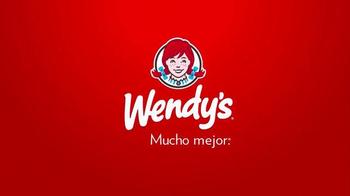 Wendy's Smoked Gouda Chicken TV Spot, 'Noche Romantica' [Spanish] - Thumbnail 10
