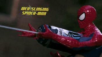 Web-Slinging Spider-Man TV Spot, 'Super Hero September'