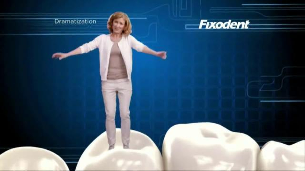 Fixodent Plus TrueFeel TV Spot