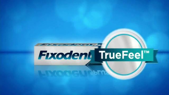 Fixodent Plus TrueFeel TV Spot - Thumbnail 10