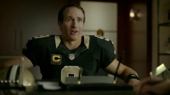 Xbox One TV Spot, 'NFL' Featuring Drew Brees, Marshawn Lynch - 738 commercial airings