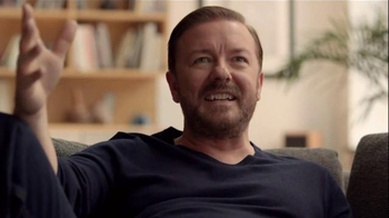 Netflix TV Spot, 'Superfan' Featuring Ricky Gervais, Song by The Hit House - Thumbnail 2
