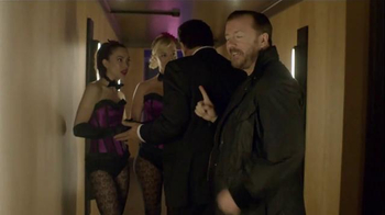 Netflix TV Spot, 'Superfan' Featuring Ricky Gervais, Song by The Hit House - Thumbnail 5