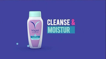Vagisil Intimate Wash TV Spot, 'Dry Skin'