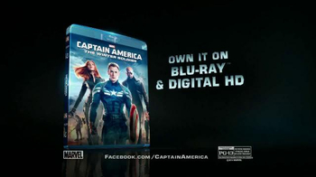 Captain America: The Winter Soldier Blu-ray TV Spot - Thumbnail 6