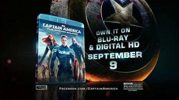 Captain America: The Winter Soldier Blu-ray TV Spot