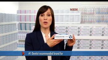 Sensodyne Complete Protection TV Spot, 'MediFacts: Hot and Cold Foods'
