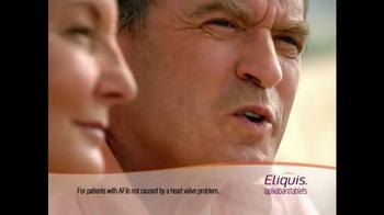ELIQUIS TV Spot, 'Keep Digging' - Thumbnail 4