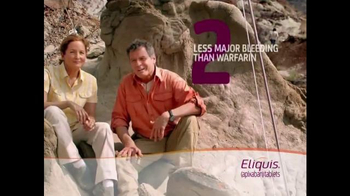 ELIQUIS TV Spot, 'Keep Digging' - Thumbnail 5