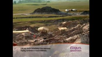 ELIQUIS TV Spot, 'Keep Digging' - Thumbnail 8