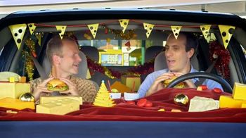 Sonic Drive-In Cheesy Pub Chicken Sandwich TV Spot, 'Most Wonderful Time' - 2685 commercial airings