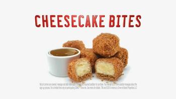 Sonic Drive-In Cheesy Pub Chicken Sandwich TV Spot, 'Most Wonderful Time' - Thumbnail 10