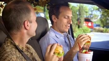 Sonic Drive-In Cheesy Pub Chicken Sandwich TV Spot, 'Most Wonderful Time' - Thumbnail 2