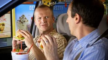 Sonic Drive-In Cheesy Pub Chicken Sandwich TV Spot, 'Most Wonderful Time' - Thumbnail 6
